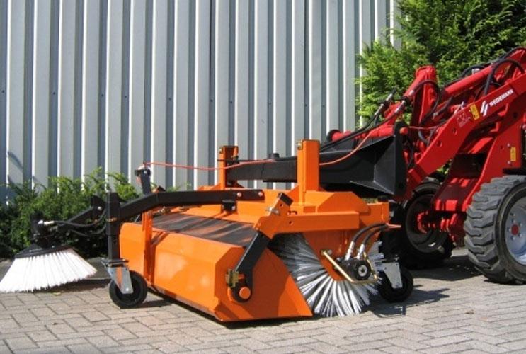 Bema Forklift Sweeper Andover Forktruck Services