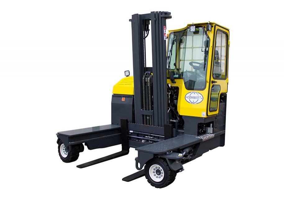 Four Way Side Loader Forklift Mitsubishi Rbm2025k Series: Combilift Combi C Series C3500 - C4500